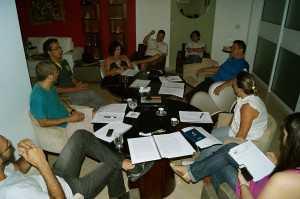 Reunião Preparatória para o 33 Congresso do Andes-SN