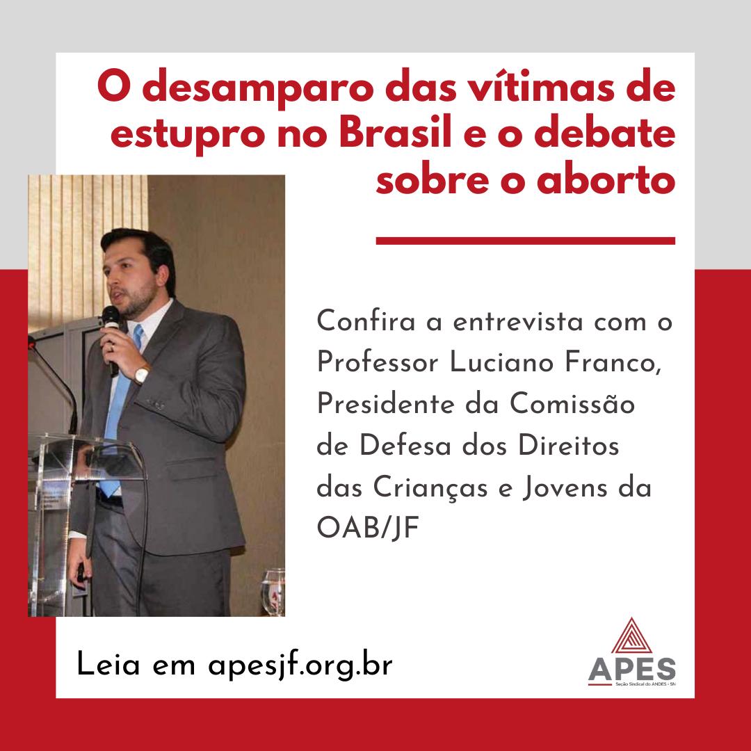 O desamparo das vítimas de estupro no Brasil e o debate sobre o aborto