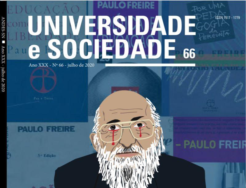 Read more about the article Leia o InformANDES especial sobre o legado de Paulo Freire